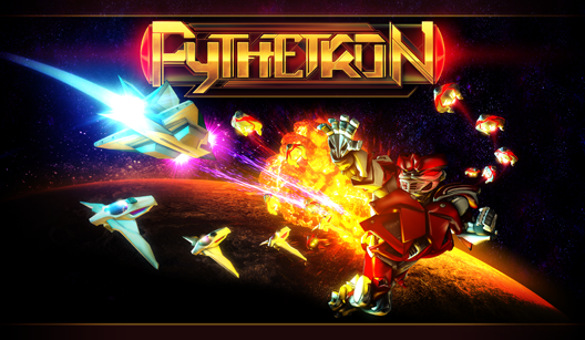 Pythetron - A 2 5D speed focused space shooter (shmup) [Mac
